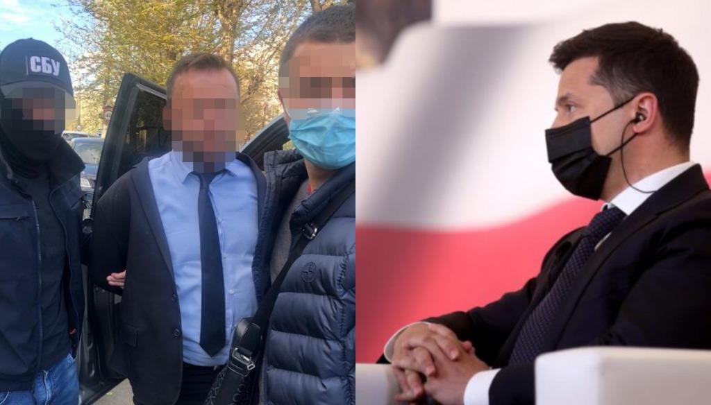 Владимира Подкурганного взяли под стражу