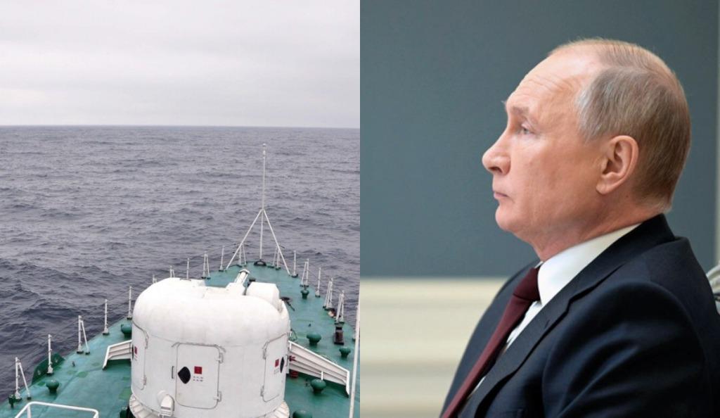 Провокации России в Черном море дали объяснение