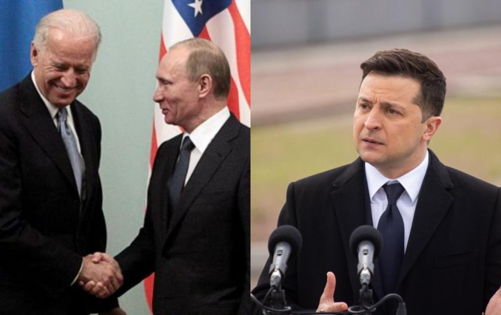 Путин был вынужден реагировать на предложение Зеленского