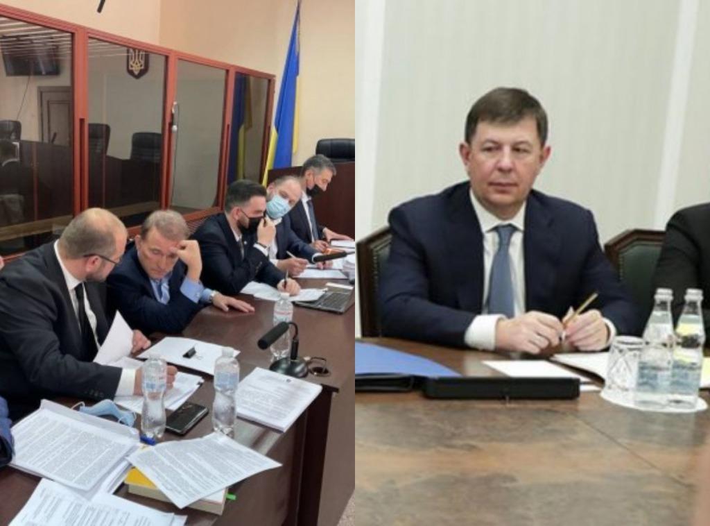 Медведчук рассказал, где находится его однопартиец Козак