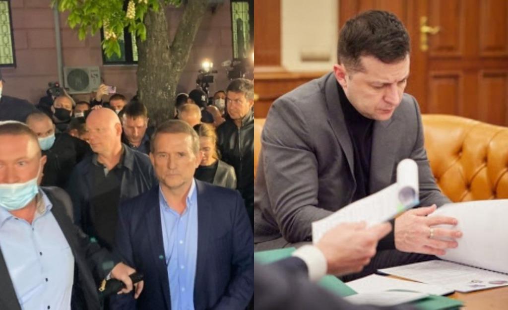 Нардеп Монастырский о деле Медведчука