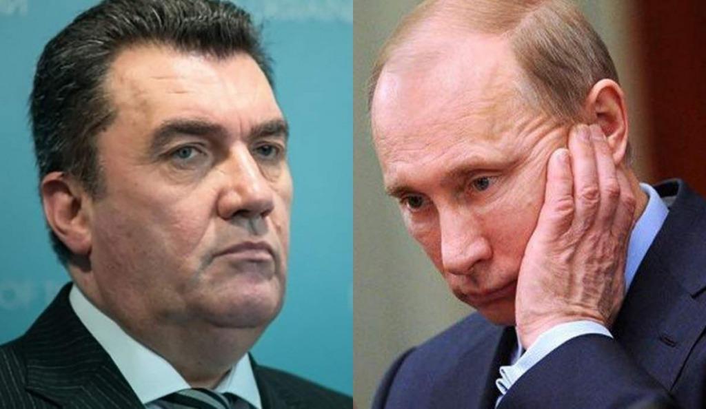Данилов дал совет Путину, как прекратить развязанную Россией войну на Донбассе