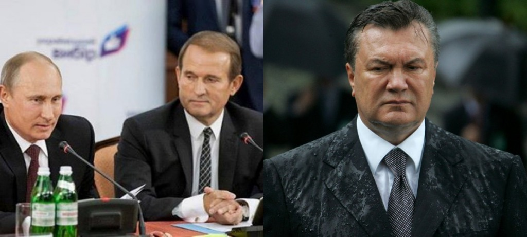 Поселит в одну комнату с Януковичем или бросит: как Путин поступит с Медведчуком