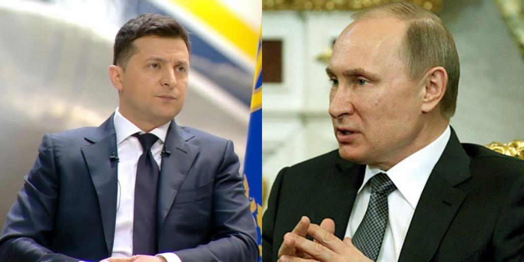 Зеленский рассказал, готовит ли ОП его встречу с Путиным