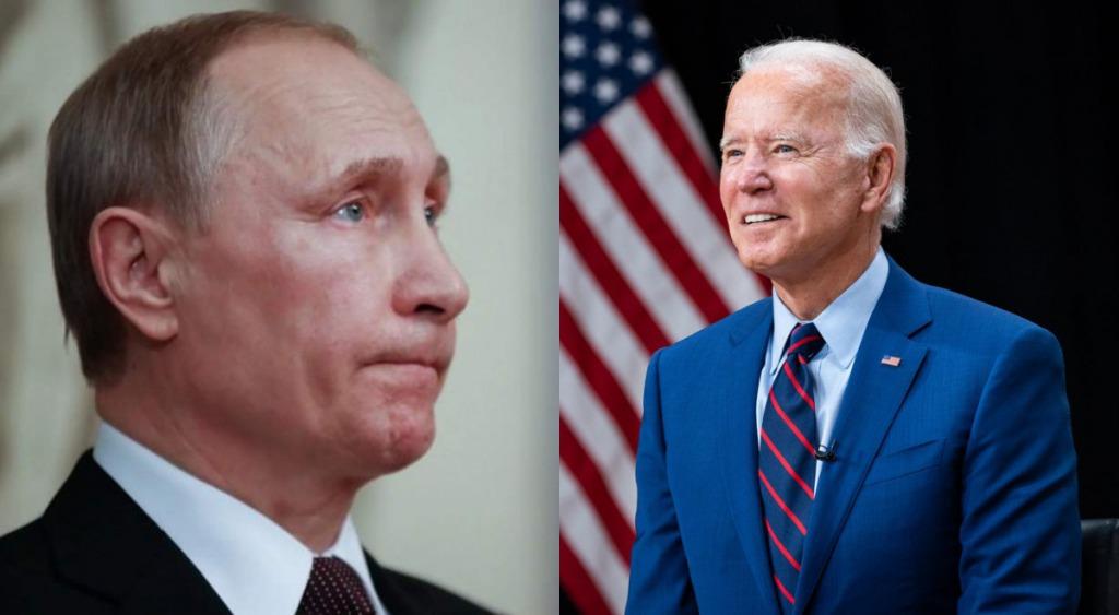 Байден надеется встретиться с Путиным в ходе июньской поездки в Европу
