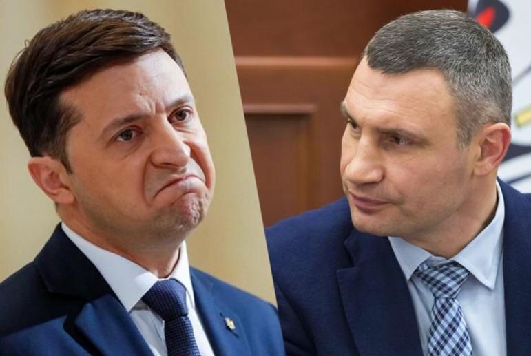 У Зеленского объяснили обыски столичных предприятий