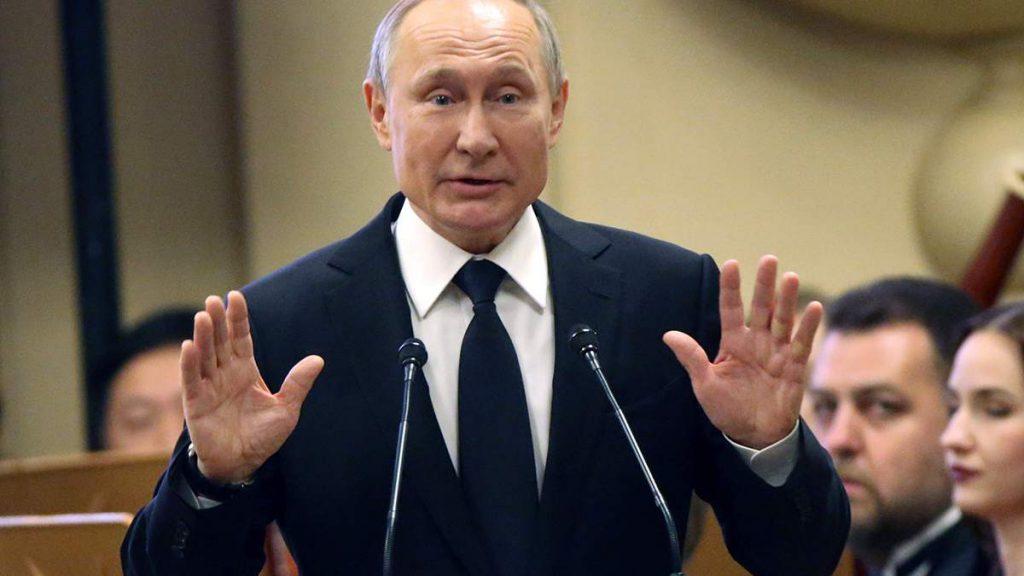 Путин рассматривает Украину как неотъемлемую часть империи — американский политолог