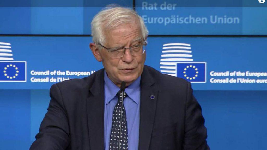 Евросоюз не хочет наращивать напряжение с Россией, — Боррель
