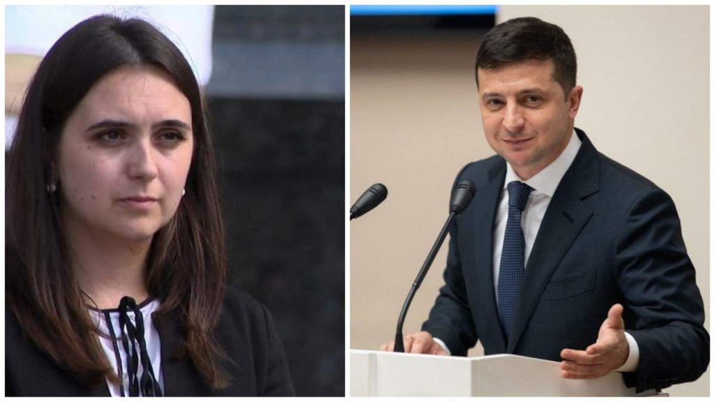 Офис президента Украины составил длинный список кандидатов на должность пресс-секретаря Зеленского – Подоляк