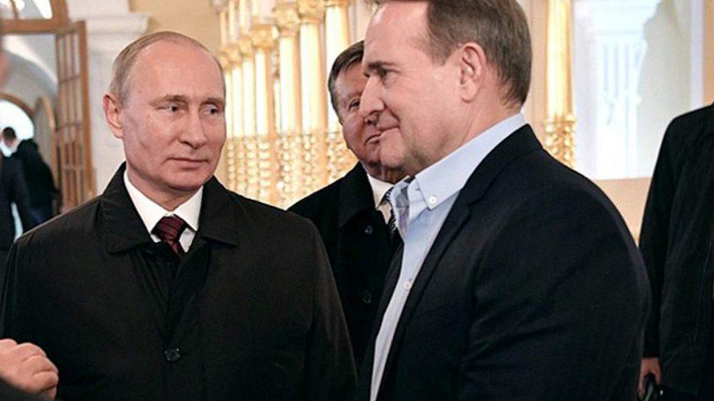Журналист Юрий Бутусов заявил, что Россия может организовать побег Медведчука