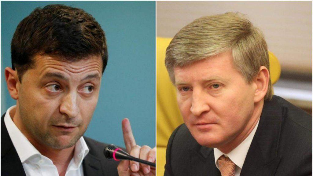 Ринат Ахметов прокомментировал отношения с Зеленским и ОП