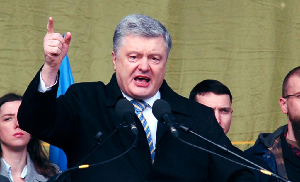 Виталий Шабунин заявил, что партия Порошенко вытирает ноги о помощь ЕС