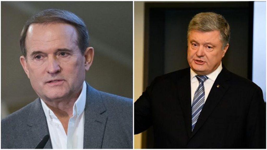 Петр Порошенко не явился на допрос в СБУ по делу Медведчука и Ко