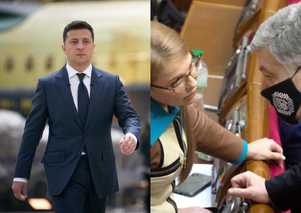 Конфисковать! Зеленский сделает это — просто после СНБО. Порошенко и Тимошенко в ауте — попадут под раздачу!