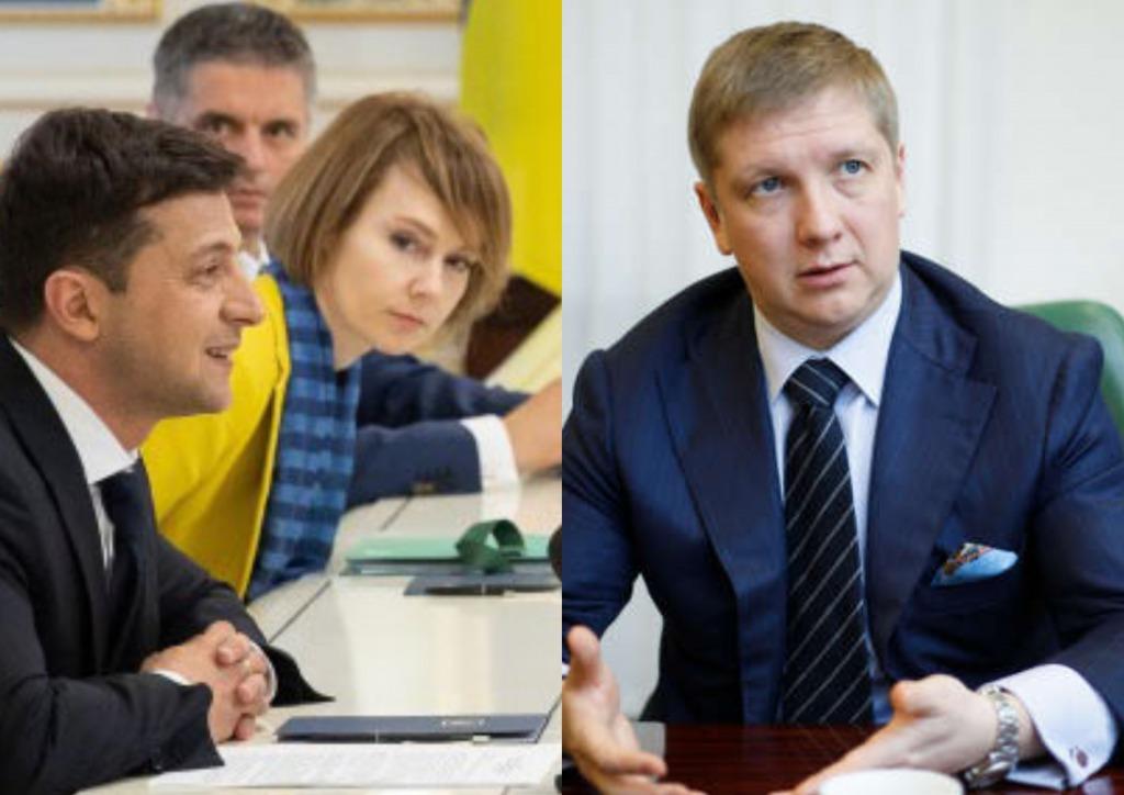 После отставки Коболева — громкое заявление. За государственные деньги — Зеркаль в ауте. Никто не подозревал!