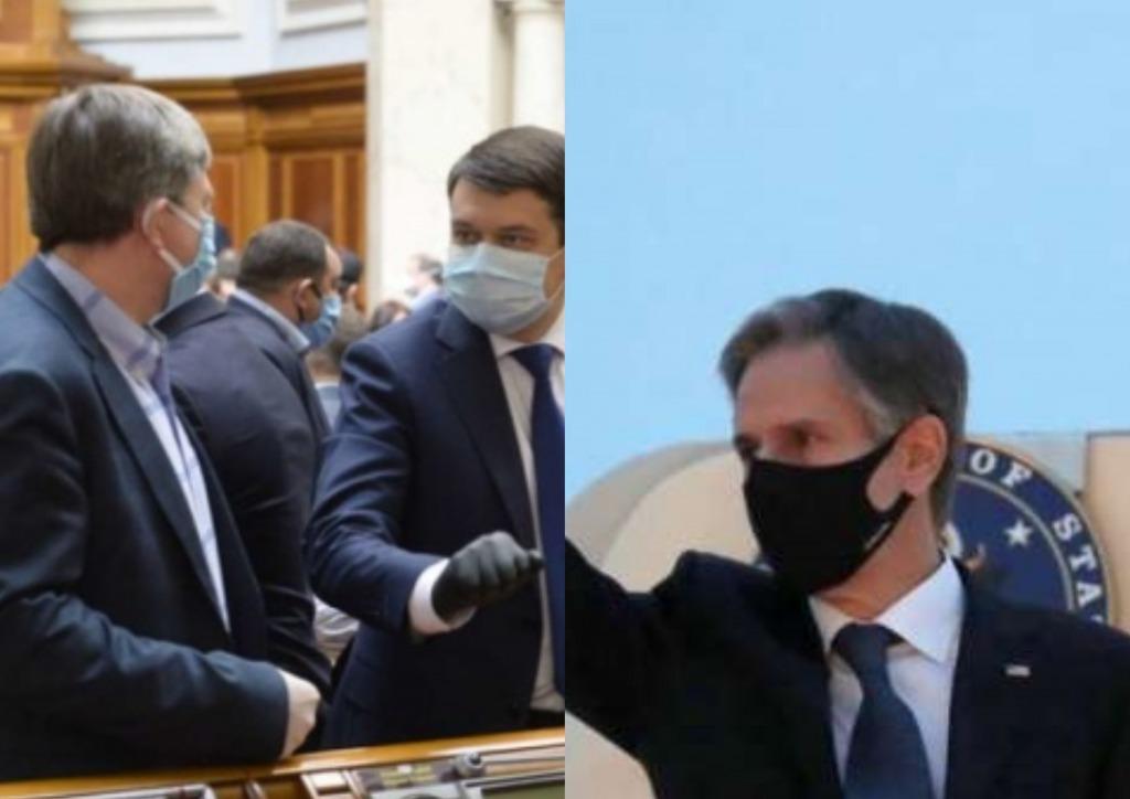 После визита Блинкена Украину ждет политический кризис — политолог