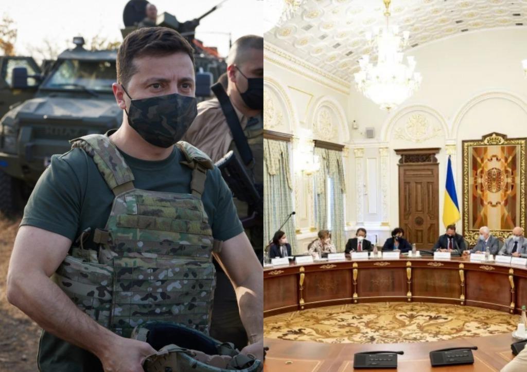 В офисе Зеленского инициировали срочную встречу по Донбассу