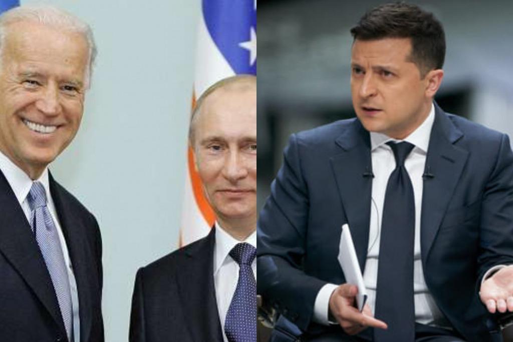 Прямо на встрече! Байден не потерпит — последнее предупреждение. Зеленский аплодирует — Путин в ауте!
