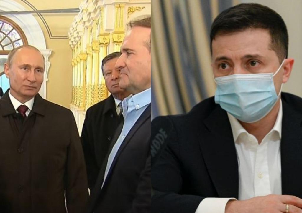 Путин не будет спасать своего кума Медведчука — политолог