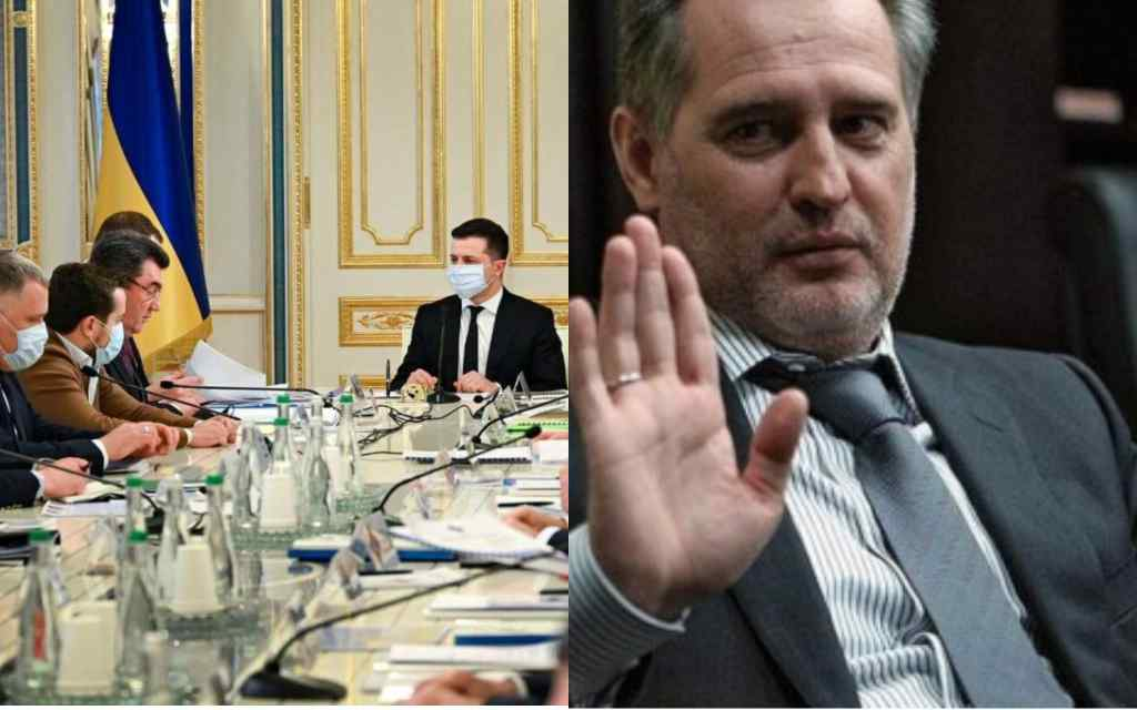 СНБО готовит санкции против олигарха Фирташа — источник