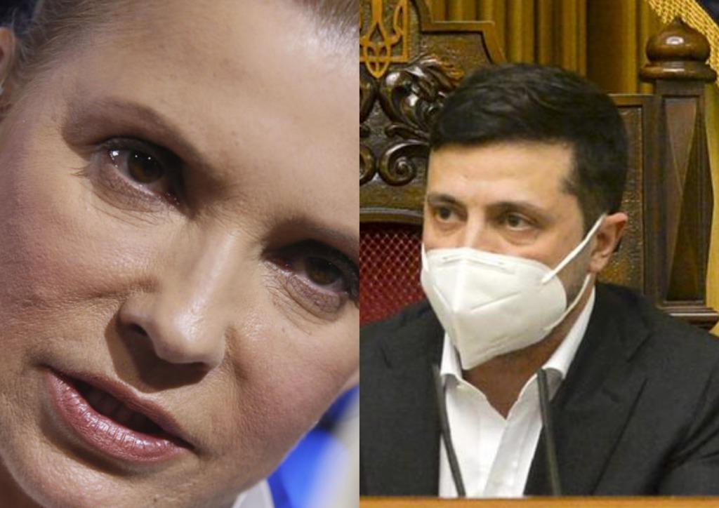 Просто сейчас! Тимошенко понесло не по-детски — свозит людей автобусами, готовит немыслимое — Зеленский в ауте!
