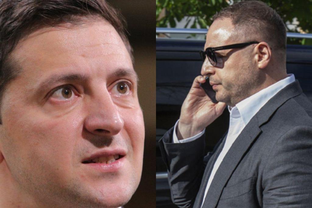 Ермак должен уйти из ОП — бывший советник Зеленского