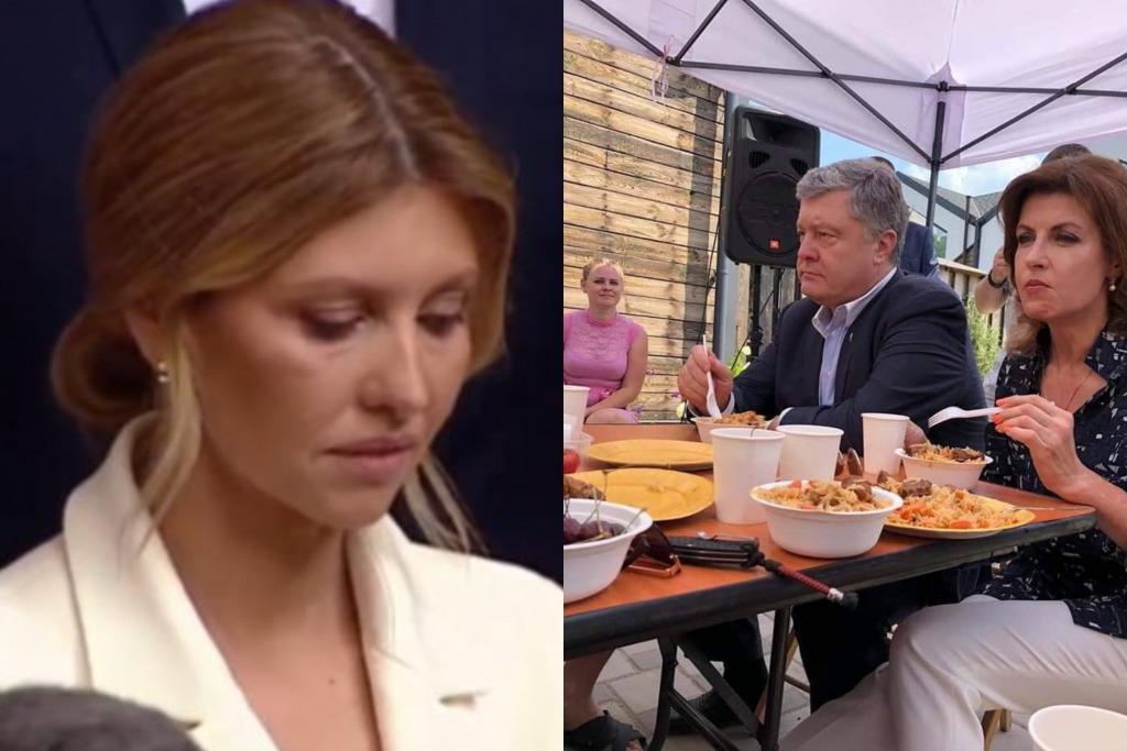 Зеленская ответила, ненавидит ли она Порошенко