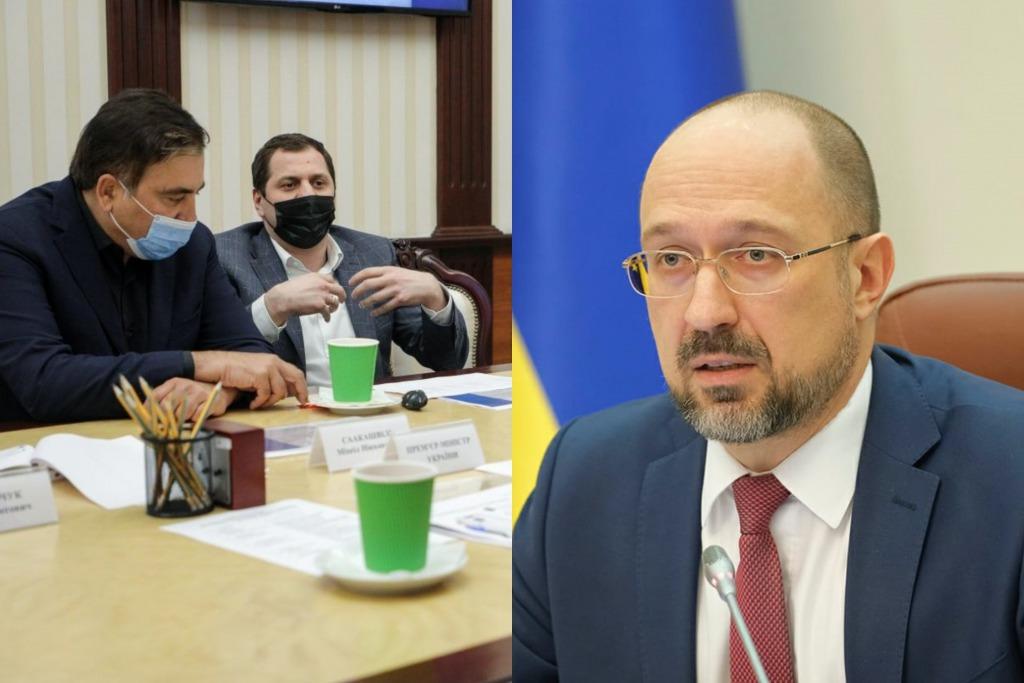 Неожиданно! Саакашвили вмазал — похвалил Шмыгаля. Премьер поразил своим поступком — срочное поручение. Украинцы ждут!