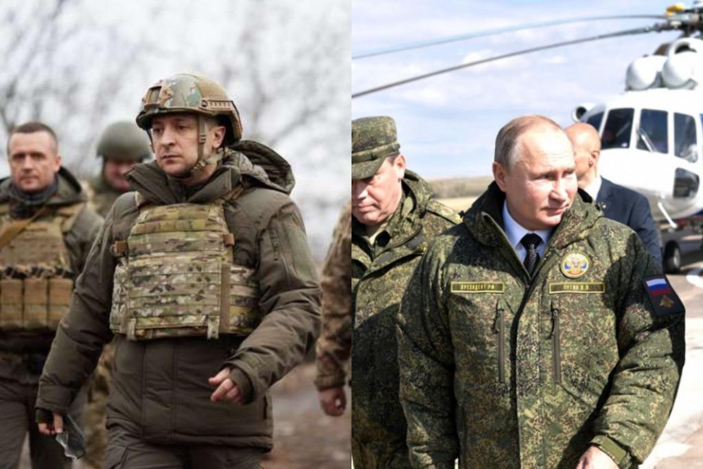 Генерал Маломуж: «Путин считал Зеленского подарком, но обжегся»