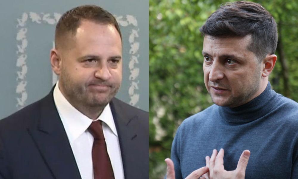 Гордон: Не удивлюсь если я увижу Андрея Ермака на следующих президентских выборах
