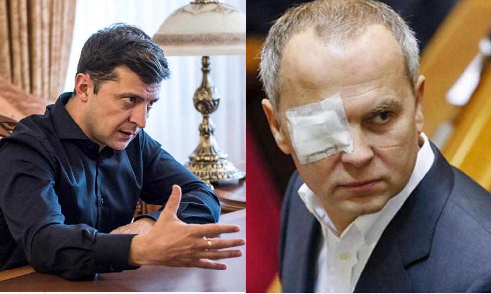У Зеленского заявили, что политики, которые живут российской пропагандой, должны покинуть Украину