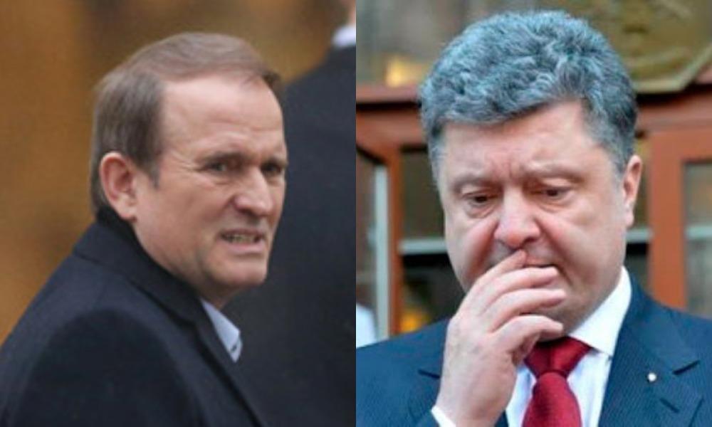 Баканов не подтвердил и не опроверг информацию о фигурировании предыдущей власти в уголовных делах против Медведчука