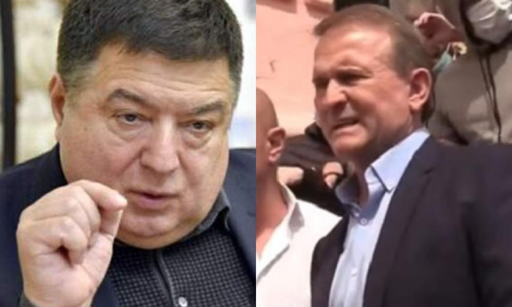 Тупицкий приложил руку к домашнему аресту Медведчука, — Фесенко