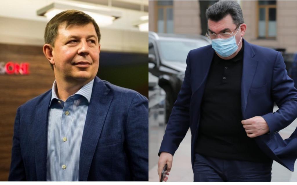 Соратник Медведчука сделал жесткое заявление в адрес Данилова и пригрозил ему тюрьмой