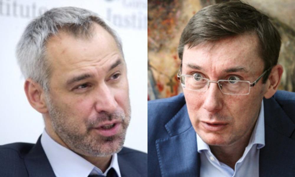Рябошапка рассказал, что материалов для подозрения Медведчуку у Луценко не было