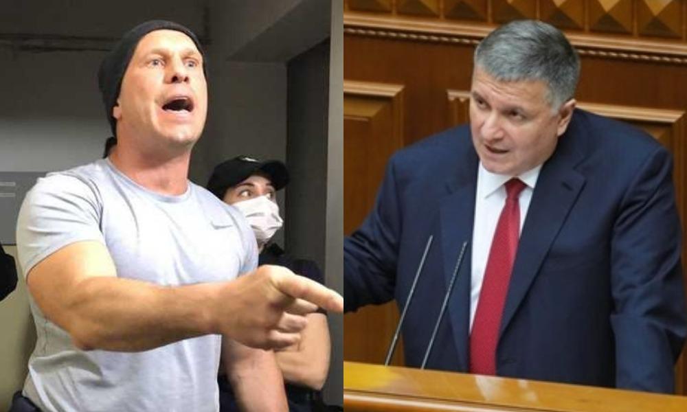 Кива ответил нецензурной лексикой на заявление советника Авакова