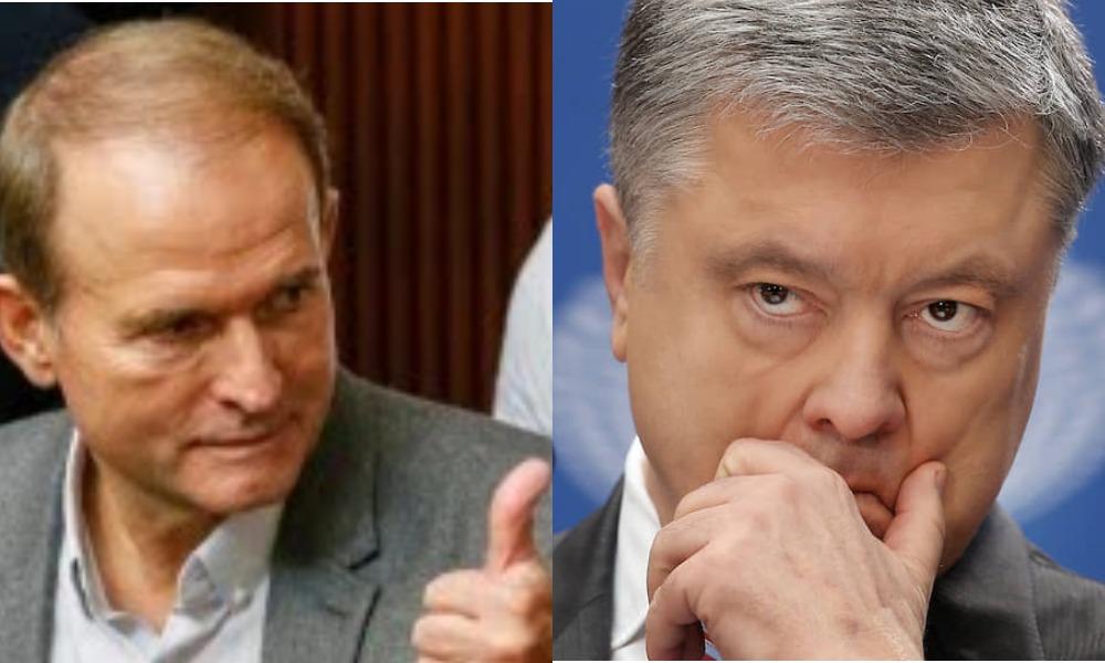 У Порошенко связи с Медведчуком еще с 2014 года, — расследование СМИ