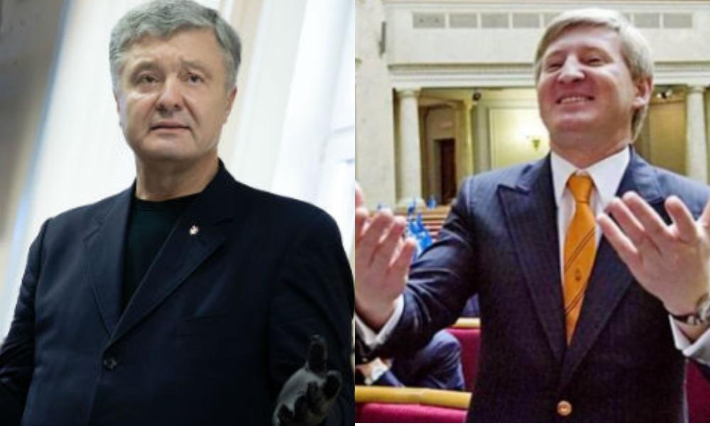 Аксенов — это порождение сговора между Петром Порошенко и Ринатом Ахметовым, — Лещенко