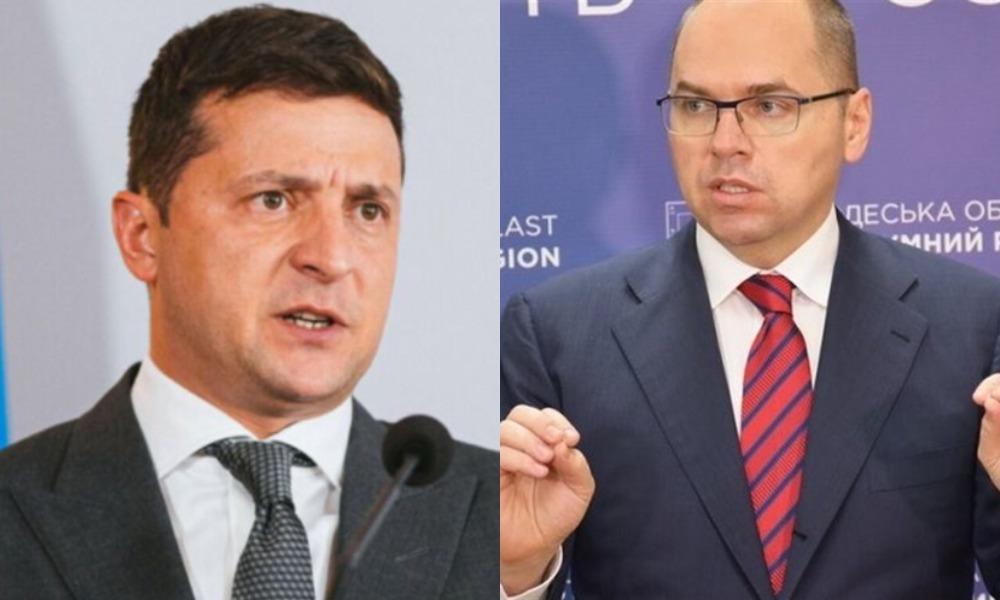 У Зеленского объяснили увольнение Степанова