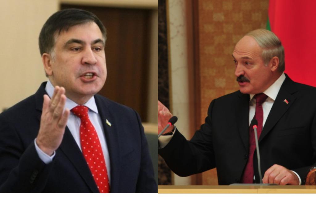 Лукашенко пересек «красную линию» – Саакашвили рассказал, что ждет Беларусь