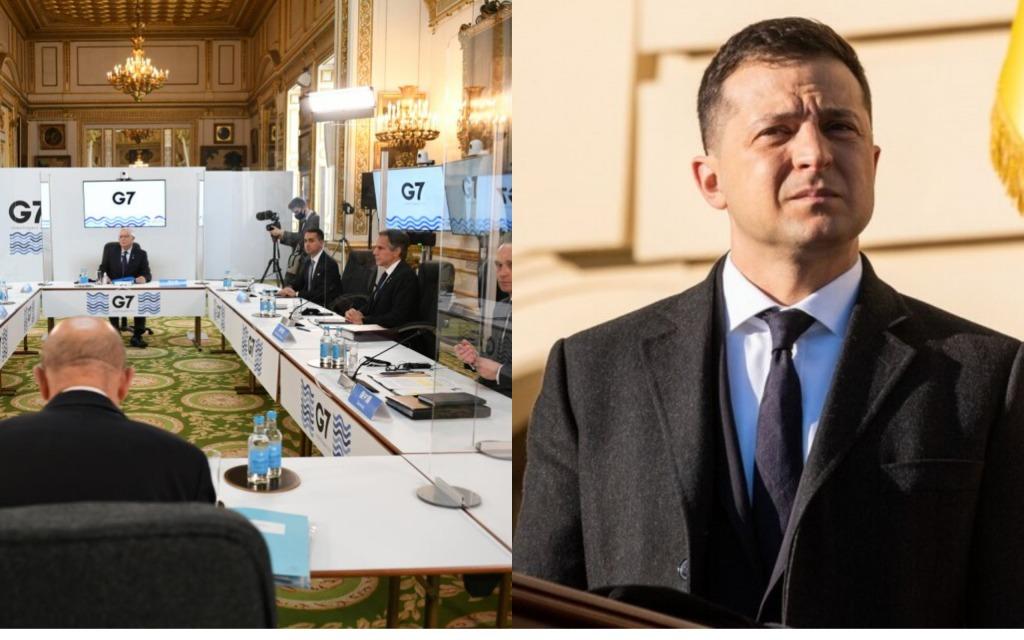 Страны «Большой семерки» пообещали Беларуси новые санкции из-за ареста Протасевича