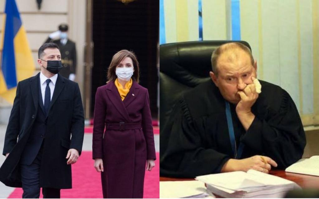 Посол Украины в Молдавии: История с Чаусом направлена против Санду