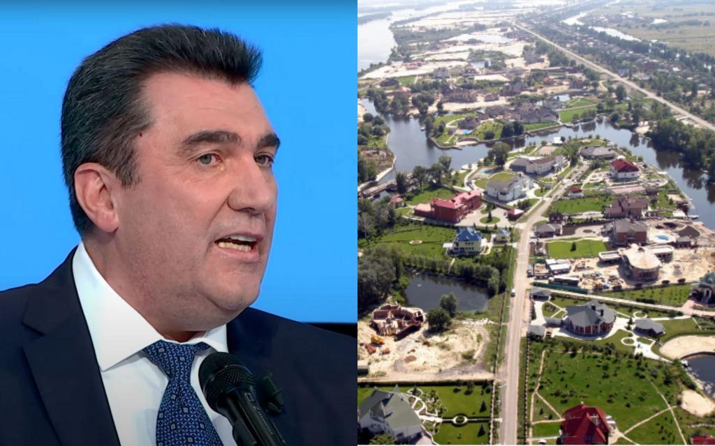В СНБО представят отчет об аудите государственных дач в Конча-Заспе и Пуще-Водице