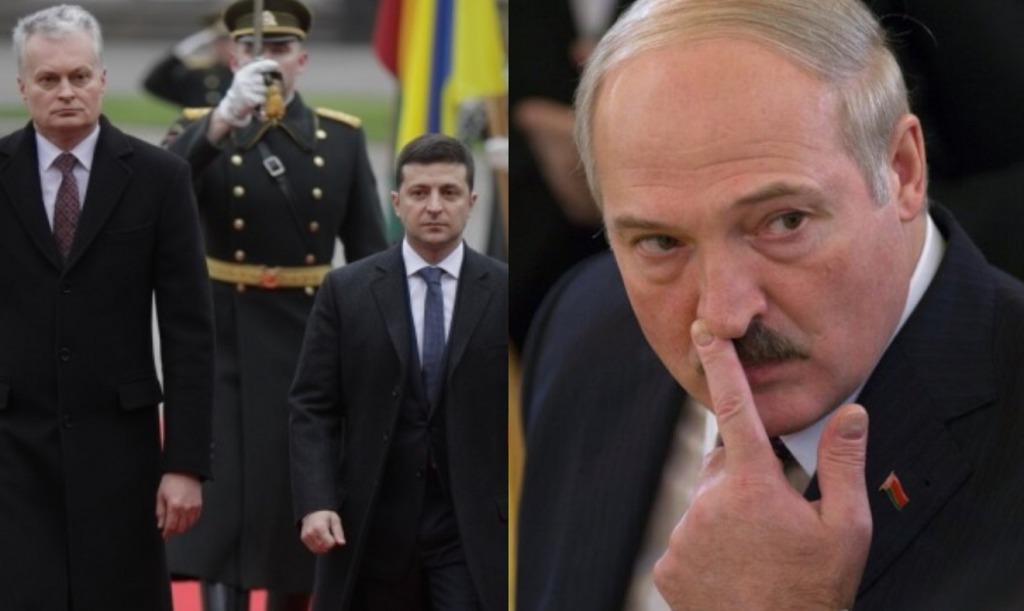 Премьер Литвы Шимоните призвала ЕС ввести экономические санкции против режима Лукашенко