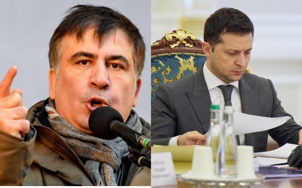 Это не только враждебный акт по отношению к Грузии, но и враждебный акт по отношению к Украине, — Михаил Саакашвили