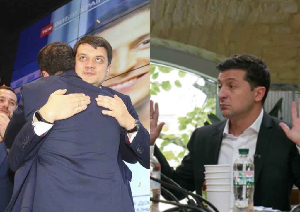 После «демарша» Разумкова! на Банковой готовят немыслимое — отставка спикера. Зеленский не попустит — страна на ногах!