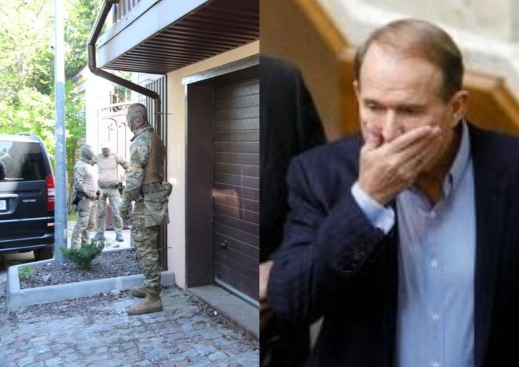 Подозрение Медведчуку — это финал его карьеры — блогер