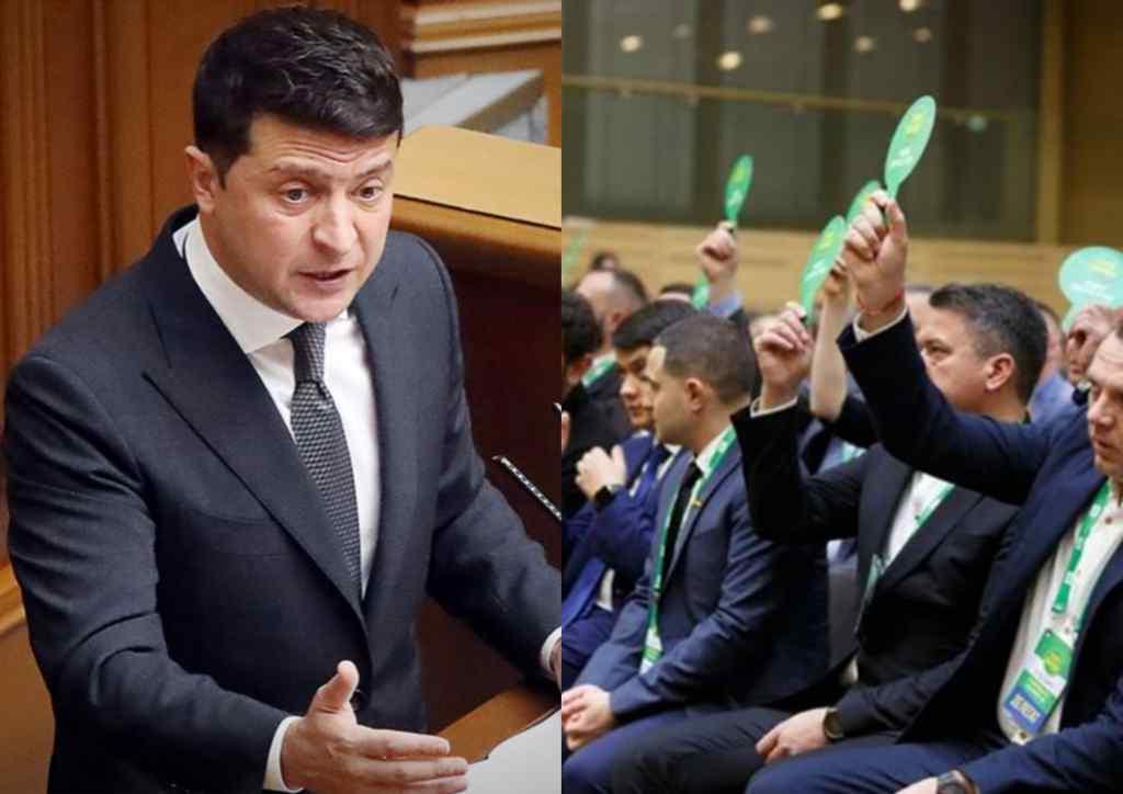 «Слуги народа» проведут заседание фракции и решат по увольнениям министров
