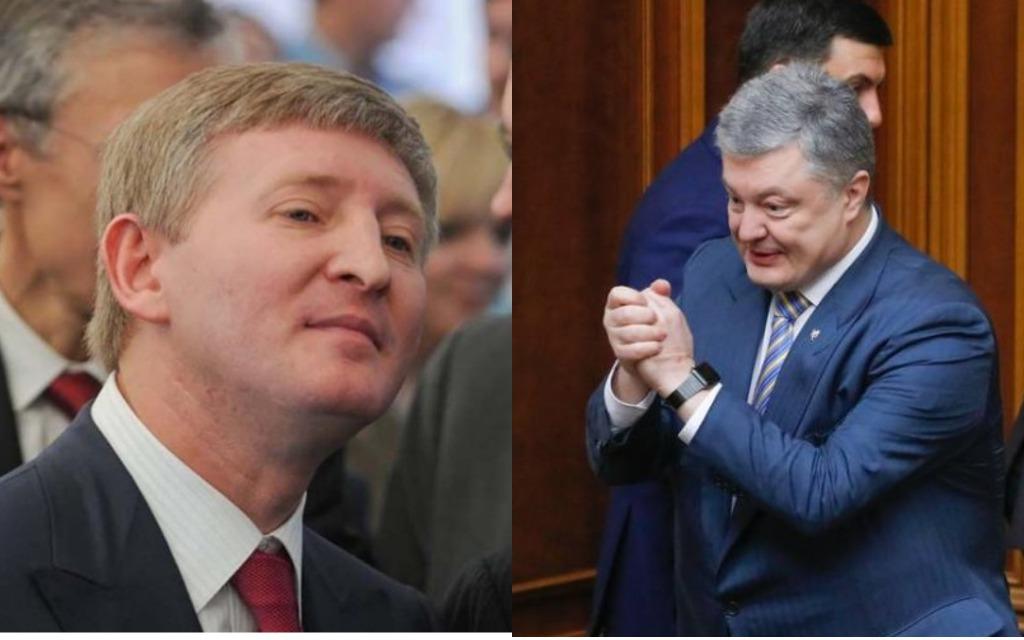 Состояние Ахметова выросло почти втрое за год, а Порошенко выбыл из тройки самых богатых