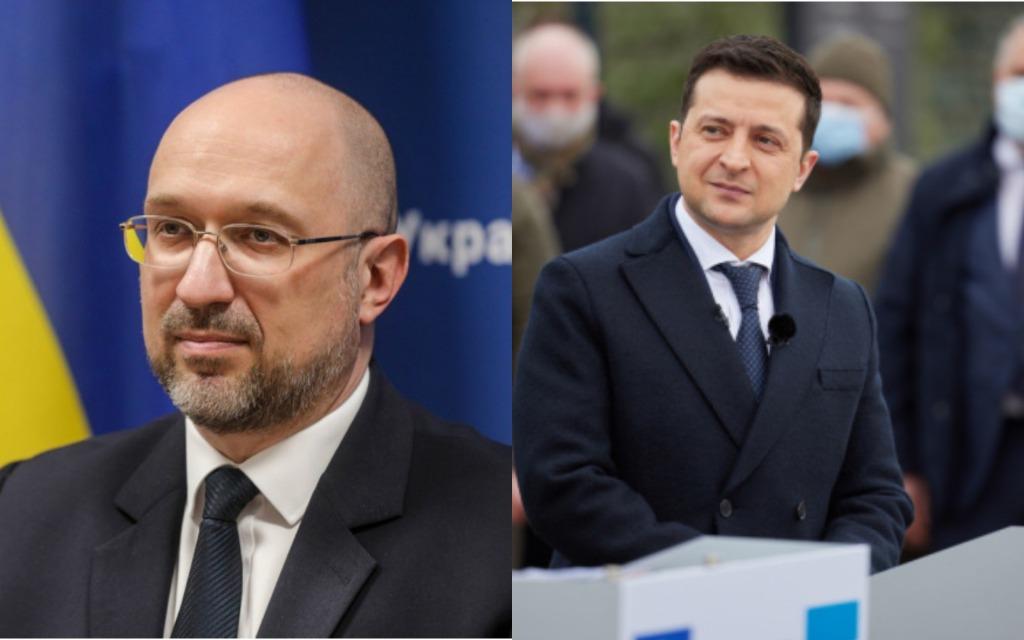 Мы – европейцы, – Шмыгаль поздравил Украину с Днем Европы